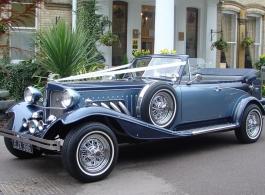 Beauford wedding car hire in Enfield